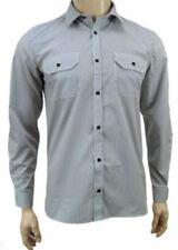 Camisas casuales de hombre sin marca color principal blanco