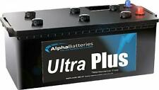 Deal Pair 2 x 12V Ultra Plus 220AH Multi Purpose Leisure batteries