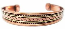 Handmade Copper Bracelet Southwest Cuff Western Jewelry Arthritis Relief
