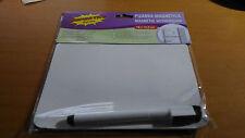Pizarra Magnetica Nevera con rotulador 18 cm x 12 cm iman lista compra