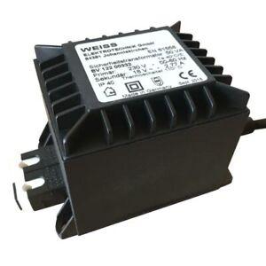 Sicherheitstransformator 50 VA 18 V AC Wechselstrom - Vom Hersteller /122 00332