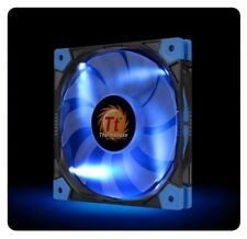Thermaltake Luna 14cm Slim Blue LED Case Fan CL-F036-PL14BU-A