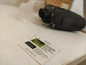 Sony DEV-50V Digital 3D&2D GPS Recording Binoculars. MINT. OVP. Japan