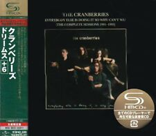 THE CRANBERRIES Everybody Else Is Doing It So UICY-91278 CD JAPAN 2008 SHM s5806