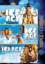 Ice Age Trilogy (DVD, 2013, 3-Disc Set) New