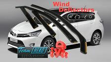 TOYOTA VERSO 5D 2009 Wind deflectors 4.pc   HEKO  29618