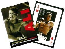 Muhammad Ali set of 52 playing cards + jokers (gib)