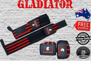 Heavy Duty Weightlifting, Powerlifting, CrossFit, Gym Wrist Wrap