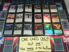 """MAGIC THE GATHERING: """"Sovereign's Realm"""" - RARE - One Card ONLY!"""