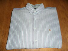 Ralph Lauren Men's Striped Casual Shirts & Tops