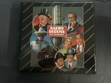 Lot of 12 Radio Reruns on Cassette Tapes: Baby Snooks,Pearl Harbor Attacked-#2