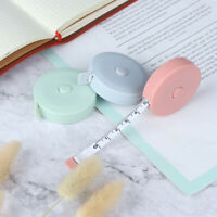 Tape Measures Portable Retractable Ruler Kids Height Ruler Centimeter 150cm/ lb