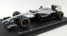 Véhicules miniatures Spark pour McLaren