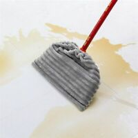 Mop Cloth Cover Multi-function Broom Replacement Flannel Brooms Sweeping Cloth/*