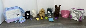 American Girl Pet Lot Dog Cat Licorice, Chocolate Chip, Julie Terrier & More!!!