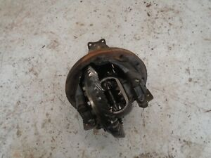 land rover discovery 2 td5 24 spline diff front 4 bolt  3.54 ratio 99-04 models