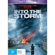 INTO THE STORM-DVD-Richard Armitage-Region 4-New AND Sealed