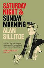 Saturday Night and Sunday Morning, Alan Sillitoe, New Book