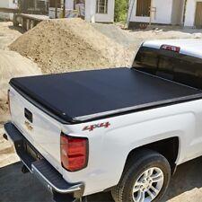 "2014-18 Silverado 5'8"" Bed Soft Folding Tonneau Cover OEM# 23462055 84023773"