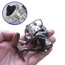 1 175g Zinklegierung Ultraleichtes Mini Angelgerät für Angelrollen 5.0