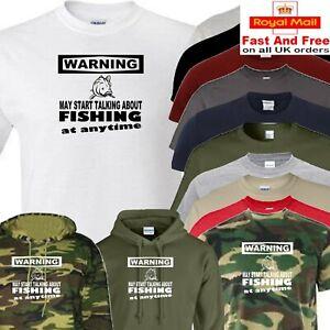 fishing t shirt jumper or hoodie