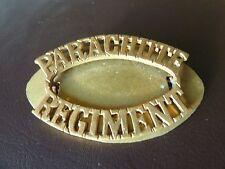 Shoulder Title - Parachute Regiment - WW2 Period