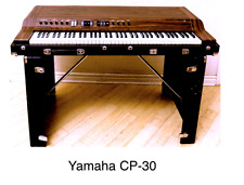 Yamaha cp-30 76-key Electric analógico piano Electronic Keyboard cp30 rare Classic
