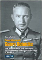 Generalleutnant Georg Reinicke Pionieroffizier Pioniere Wehrmacht Biografie Buch