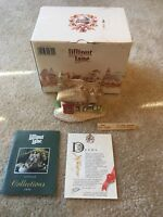 Lilliput Lane The Toy Shop Village Shops Collection 1994 With Deed And Box