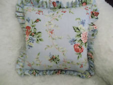 "Bedroom Floral Decorative Cushions & Pillows 18x18"" Size"