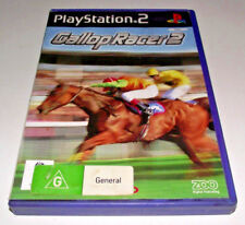 Gallop Racer 2 PS2 PAL *Complete*