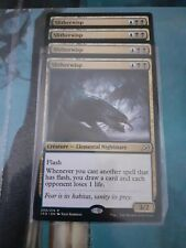 4 x Slitherwisp - Ikoria: Lair of Behemoths - MTG - Magic the Gathering NM