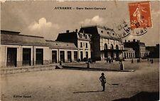 CPA   Auxerre - Gare Saint-Gervais (357336)