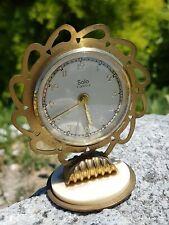 Petit réveil pendulette Solo 2 jewels ancien vintage