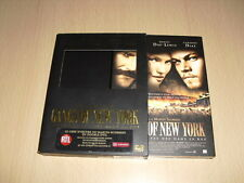 Gangs of New York Double DVD Edition collector DiCaprio Scorsese Day-Lewis