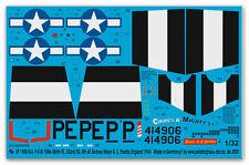 PEDDINGHAUS 1/32 1908 N.A.p-51b-15na 486th FS, 352nd FG, 8 ° AF, bodney maj. G