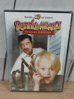 DENNIS THE MENACE New Sealed DVD Special Edition 1993 John Hughes Walter