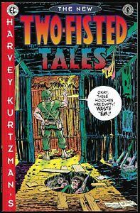 NEW TWO-FISTED TALES #1-2 (Harvey Kurtzman, Dark Horse) - VF/NM