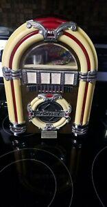 CROSLEY JukeBox CR11 Collectors Edition Radio & Tape Player *Limited No.1534*