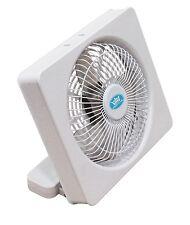 """Prem-I-Air Square 6 """"USB / batterie ordinateur portable bureau ordinateur de bureau ventilateur de bureau"""