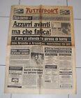 Tuttosport MONDIALI SPAGNA 1982 ITALIA-CAMERUN 1-1 Fifa world cup 24 giugno