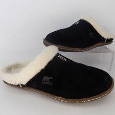 Sorel Nakiska Suede Slide Women's Slippers Size 9 EU 40 AL4795