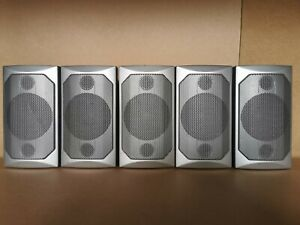 Bookshelf 5.1 Channel Surrounding Speaker System 8 Ohm