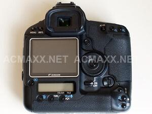 "ACMAXX 3.0"" HARD LCD SCREEN ARMOR PROTECTOR CANON EOS 1D 1Ds Mark III 3 MK3 DSLR"