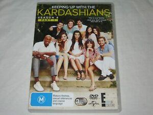 Keeping Up With The Kardashians - Season 8 - Part 1 - VGC - Region 4 - DVD
