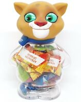 Official Mascot Leopard MONEYBOX WITH JELLY Souvenir Olympic Games SOCHI 2014