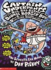 Big, Bad Battle of the Bionic Booger Boy Part Two:The Revenge o .9780439977722