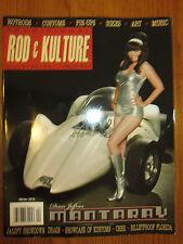 Rat Rod Hot Rod Rod & Kulture Issue #24