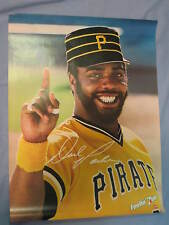 Original 1980 Pittsburgh Pirates Dave Parker 19x25in. Baseball 7Up Poster MINT