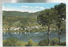 cartolina primo colore lago di spinone provincia di bergamo